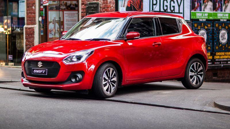 Đánh giá xe SUZUKI SWIFT 2019 nhập Thái Lan nguyên chiếc