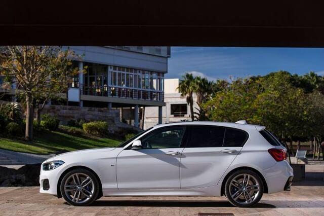 BMW 118i dòng xe sang tại Việt Nam với nhiều cải tiến mới