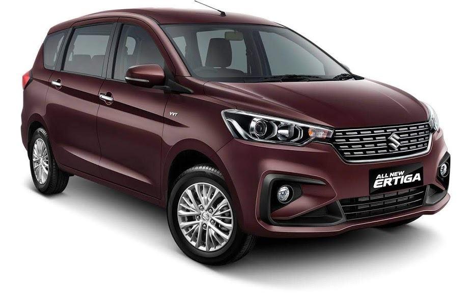 Suzuki Ertiga 2019 – Chiếc MPV đáng đồng Tiền Bát Gạo