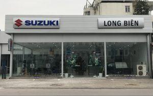 Đại lý Suzuki Long Biên