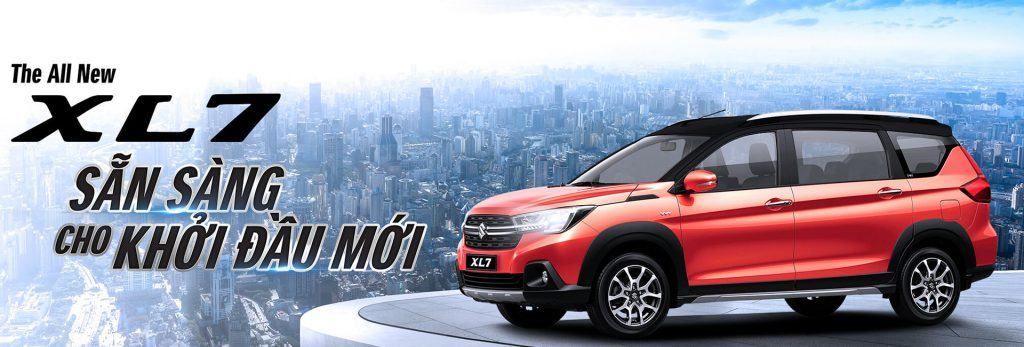 Giá xe Suzuki XL7 tại Vĩnh Phúc
