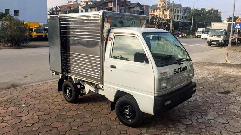 Suzuki 5 tạ thùng kín Inox