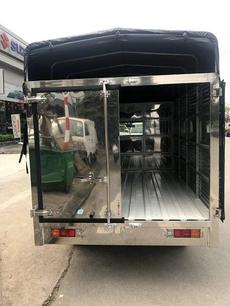 Lòng thùng xe Suzuki 7 tạ